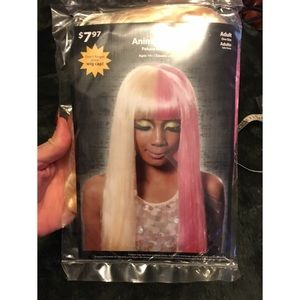 Accessories - Two Color Halloween or Cosplay Wig